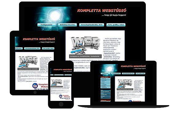 Mobilbarát honlapok készítése